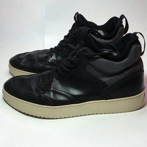 Steve Madden Men's High Top Sneakers Black Size 10